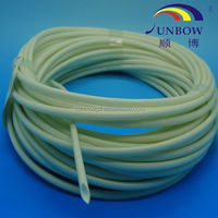SUNBOW Silicone coated fiber glass sleeving for electrical wire insulation sleeve