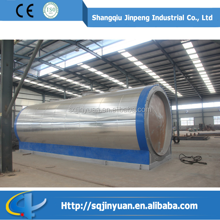 Waste Oil Processing Distillation Equipment