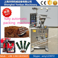 CE Approved instant coffee powder packet packing machine/coffee stick filling packaging machine