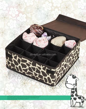 16 grids Organizer Fabric household foldable storage box