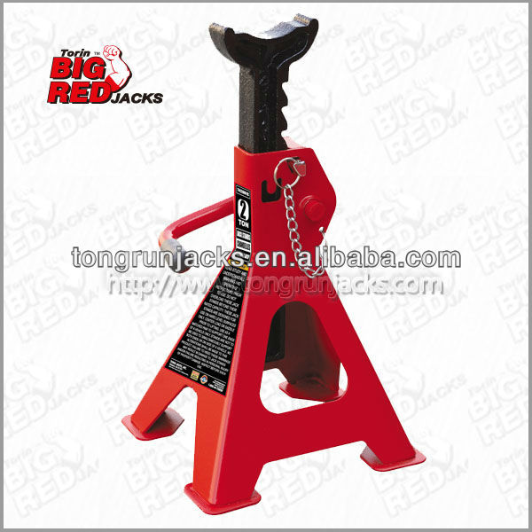 Torin BigRed 2Ton Double safety Locking Jack Stand