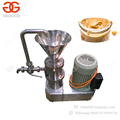 Industrial Groundnut Paste Making Tahini Ketchup Maker Almond Nut Grinder Peanut Butter Making Machine