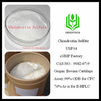 Anti Osteoarthritis Products Chondroitin Sulphate Bovine 90% USP/EP