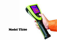 model TI160 600 degree high temperature thermography