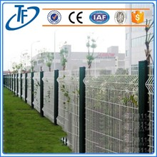 Galvanized 358 security fence for sale and anti climb grille