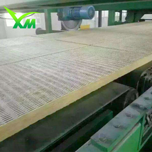Fireproof basalt rock wool manufacturing delta board