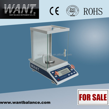 200g 0.0001g Digital Medical Lab electronic balance
