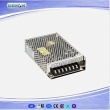 85-264VAC to 5/12/15/24VDC 120W Quad Output Switched Mode Power Supply , Switching Power Supply Series Q-120