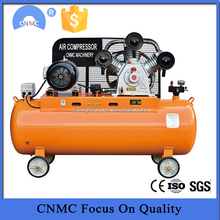 380V and 220V electric portable small piston air compressor