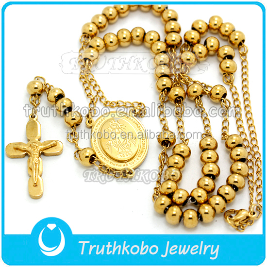 Rosary supplies wholesale solid gold rosary beads jewish rosary beads