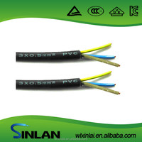 power cords & extension cords PVC cable