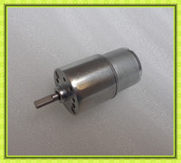 SG27RS370 3v 5V low noise small battery powered dc motor with gearbox 5kg.cm