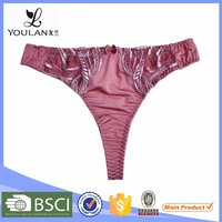 20 years Manufacturer Valentine Young Lady Embroidery Sexy Sleeping Lingerie