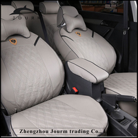 New High Quality Universal Car Seat Cover 9 Set Full Seat Covers Interior Styling Decoration Protect