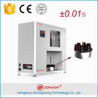 ZonWon High Accurate Auto Measure and Auto Cleaning viscosity test equipment