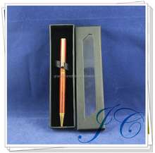 Classical Promotion Wooden Ball Pen With Office Exhibition