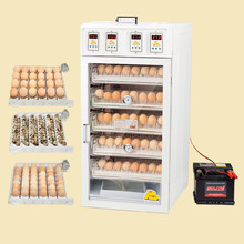 egg incubator with ability to work with battery