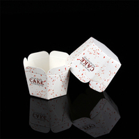 Low moq stock sale high quality baking paper cups for cakes