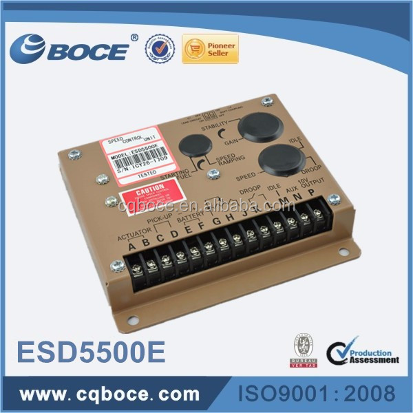 Speed Governor Speed Control Unit ESD5500E