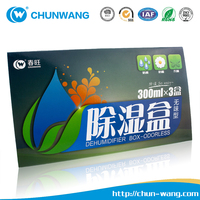 Wholesale Factory Price Anti Damp Indoor Moisture Killer Box for Men Bags