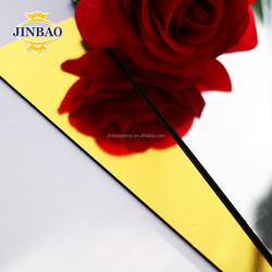 JINBAO laser engraving good price 1200x600mm abs sheet double color