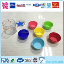 Top Quality Silicone Teacup Cupcake Molds