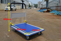 manufacturing company hot sales metal collapsible platform hand truck