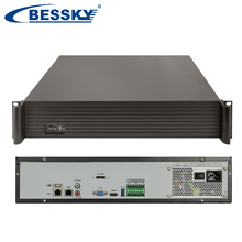 Best quality H.265 nvr 64 channel network dvr 4K NVR
