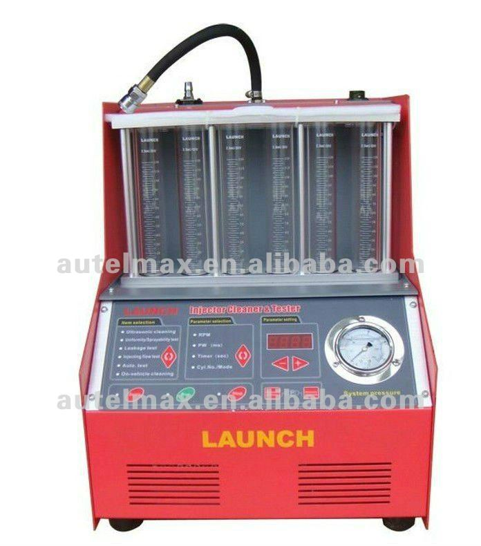 injector cleaner tester Launch CNC602A