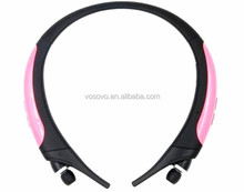 Hot new Products for 2015 OEM stylish mini bluetooth earphone with csr chip