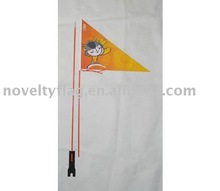 Bicycle safety flag,safety flag for bike