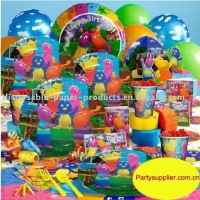 The Backyardigans Deluxe Party Pack