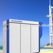 China newly brand AQUAOSMO machines making 1000L pure drinking water, air water generator
