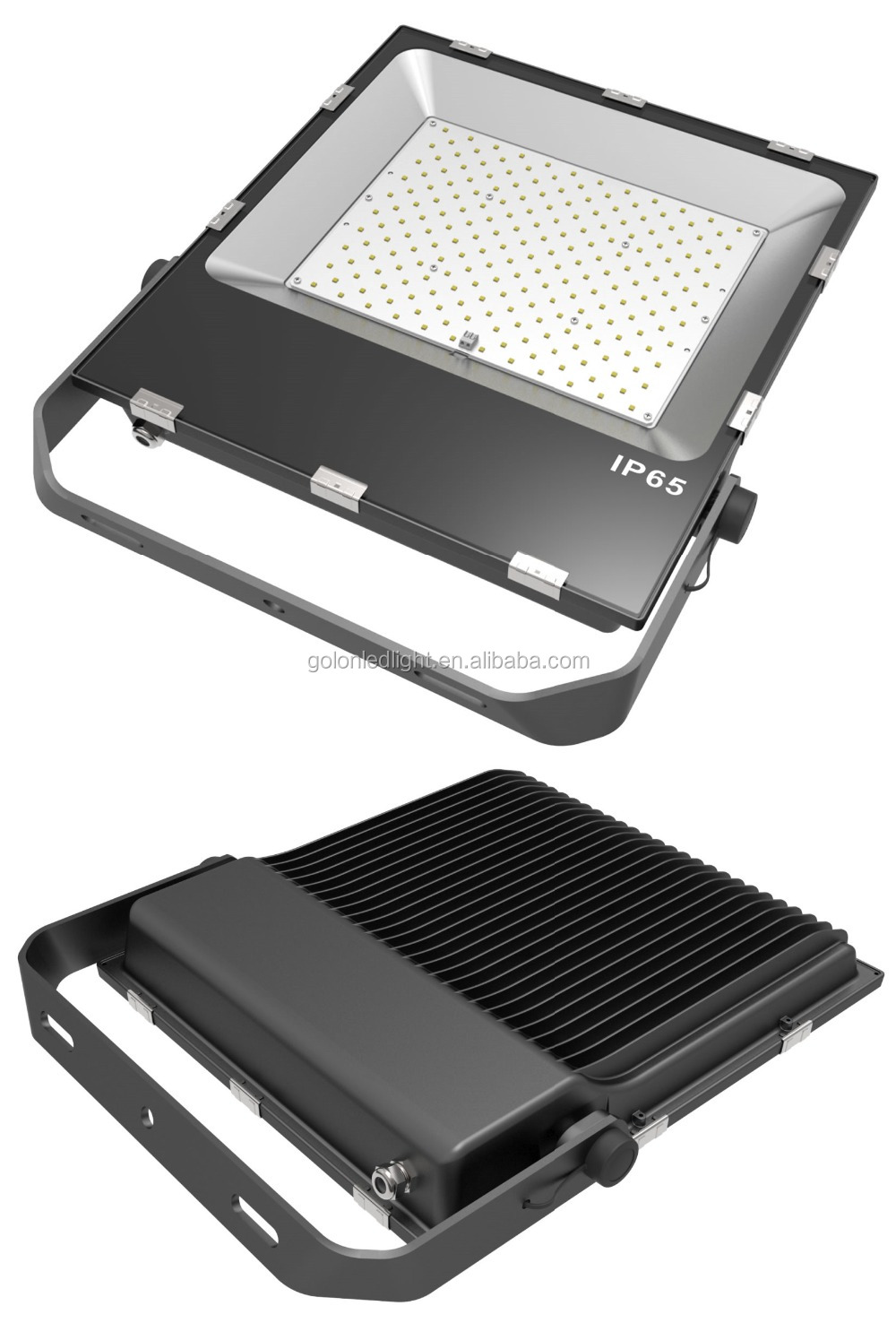 Ultra-slim sleek design Sosen Driver 200w LED Flood light with 5 years warranty PhilipsSMD3030 led replacement 1000w halogen