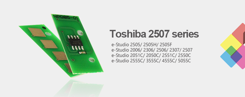 For Toshiba chip e-studio 2306 toner chip