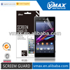 For Sony xperia z ultra screen protector oem/odm (High Clear)