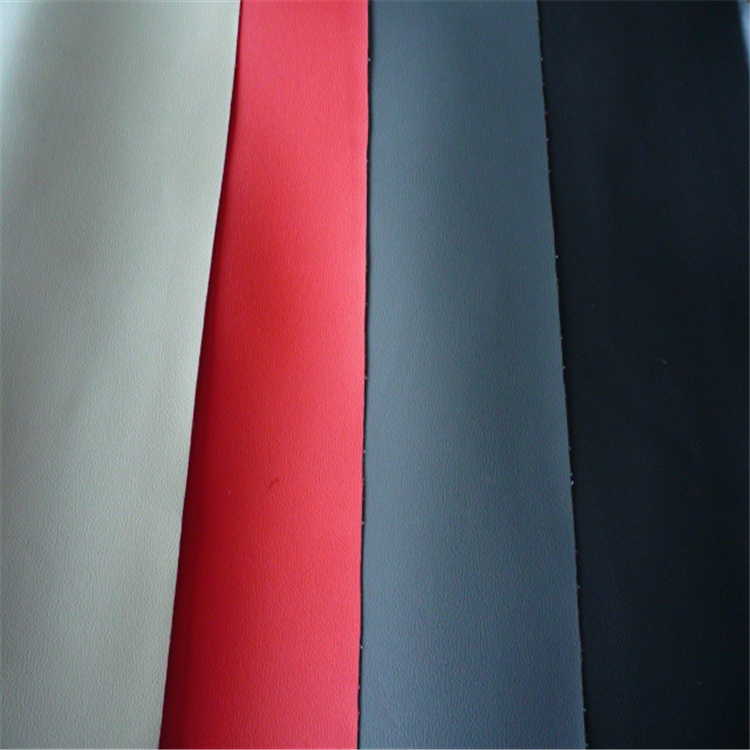 High Quality Artificial PVC And PU Leather Fabric for Furniture or Car Seat Cover