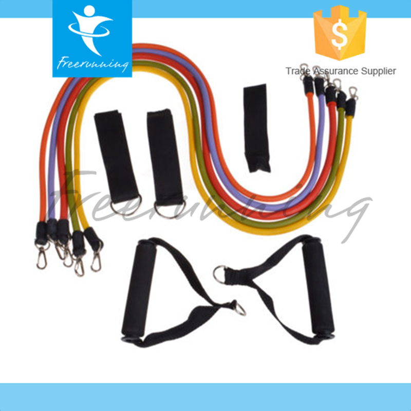 Private Label 11PCS Custom Printed Resistance Bands