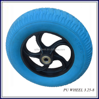 high quality cheap pu foam wheel for wheelbarrow
