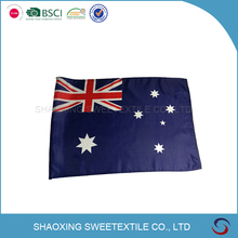 Promotional Prices polyester car flag