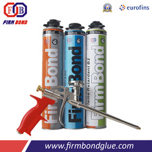 Top Quality Fire Retardant Fireproof Foam Spray 750ml