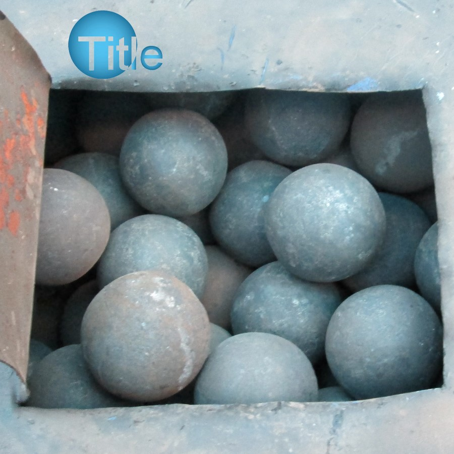 B3 Forged Steel Grinding Ball for Iron Mine