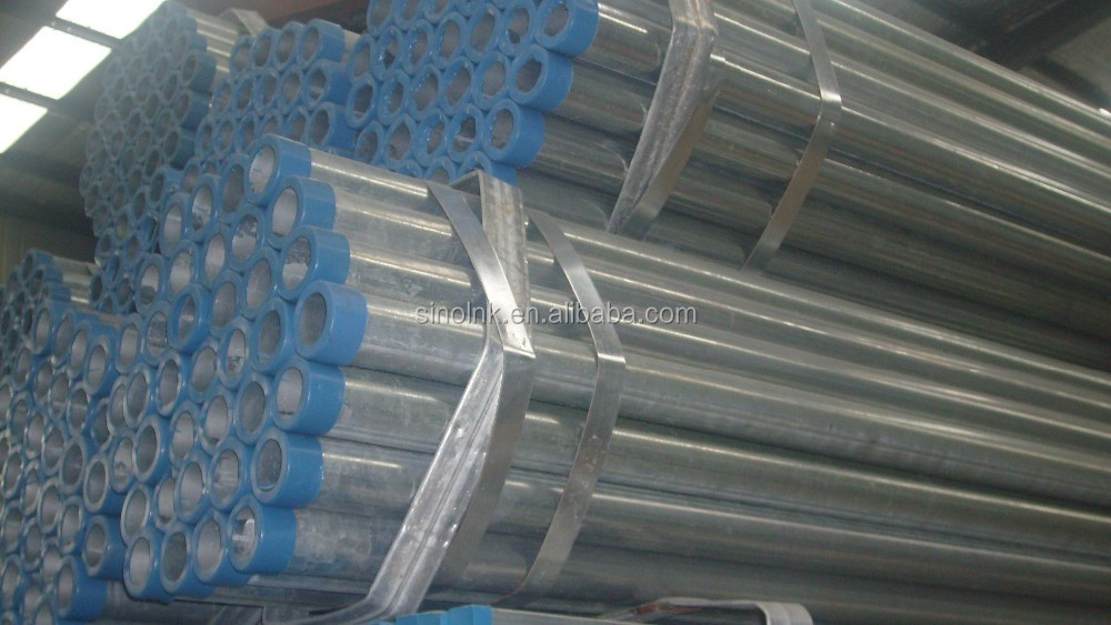 Galvanized steel pipe 2-1.5/building materials lowest price Q235 high quatity Trade Assurance 3 Boa sorte