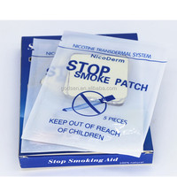 Health Medical Reducing Nicotine Patch Chinese
