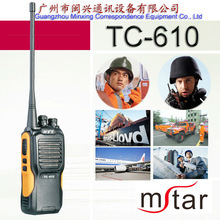 Hot sell Long range handheld transceiver 7 watts TC-620 2 way radios VHF136-174MHz walkie talkie