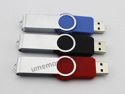 16 gb capacity and 1 dollar plastic material usb flash drive