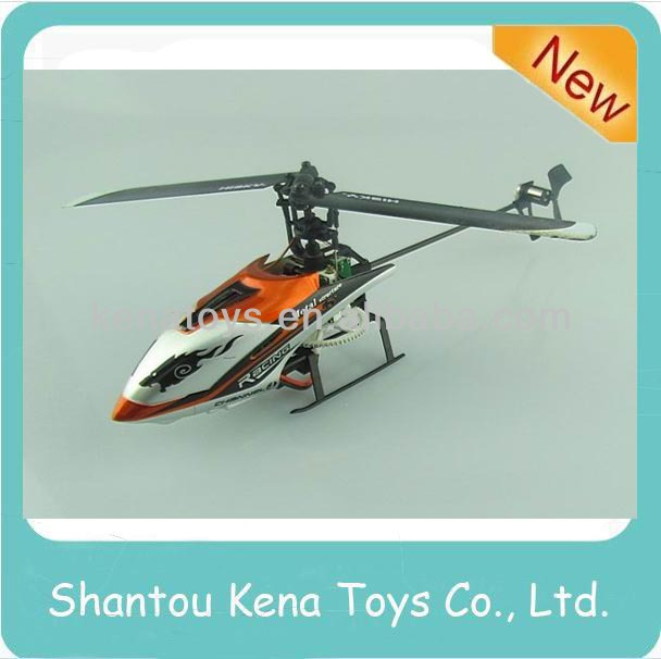 2.4G RTF Model 3 Axis Gyro flybarless 4CH model king rc helicopter airsoft gun long range rc helicopter