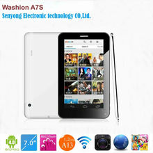 7 inch Allwinner A13 Tablet PC 2G phone call with Bluetooth