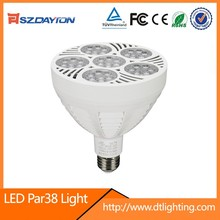 CE ROHS Approved PAR38 60w Led Lamp E27 fashion jewelry par38
