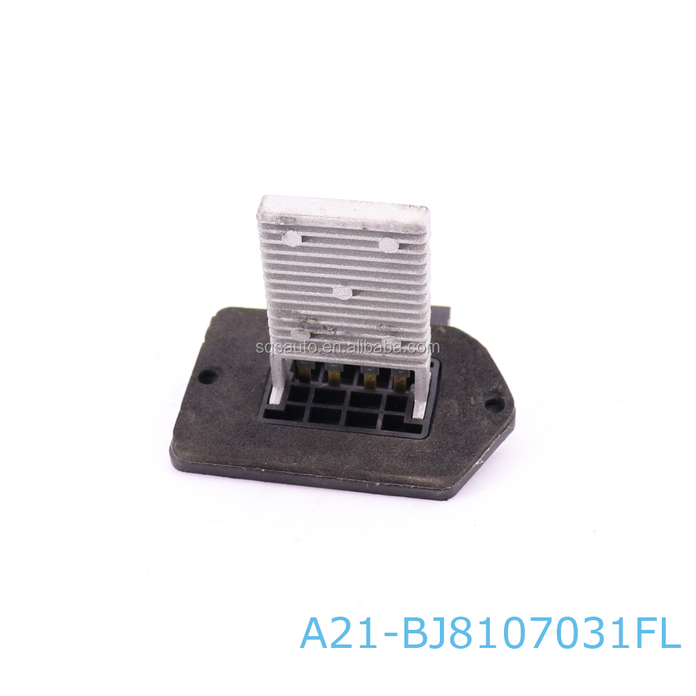 Auto Air conditioning resistor For Chery A21-BJ8107031FL
